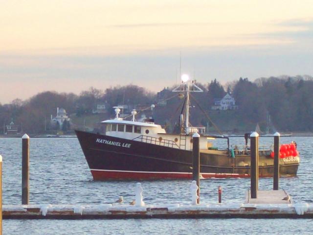 Meet Our Fishermen – Newport Lobster Shack