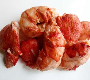 Rhode Island Lobster Meat Hand Picked